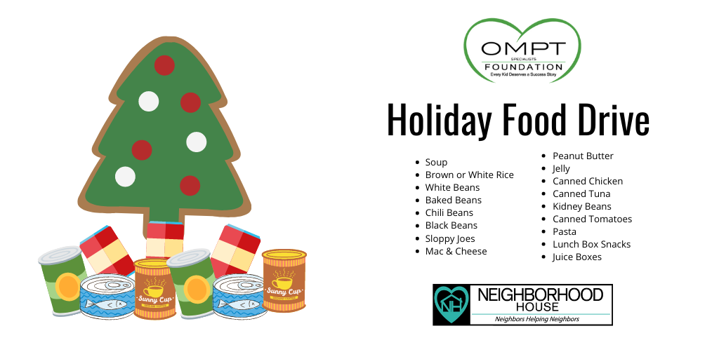 Holiday Food Drive Feature Image